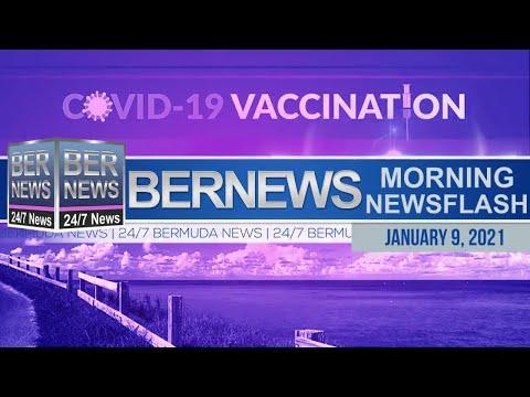 Bermuda Newsflash For Saturday, Jan 9, 2021