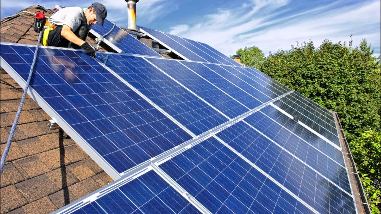 solar panels news 2016 youtube