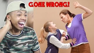 Funniest Hell Challenge Compilation (GONE WRONG)