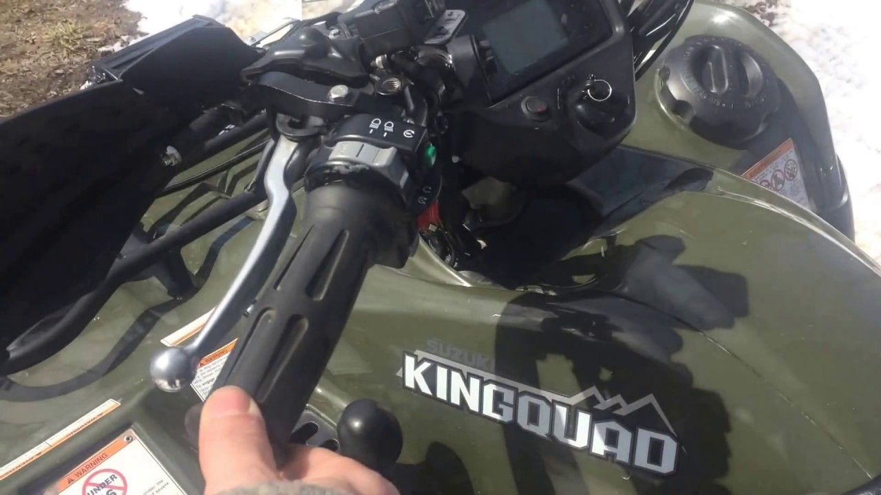2018 suzuki king quad 750 review. simple king suzuki kingquad 500axi power steering long term review ridemods on 2018 suzuki king quad 750