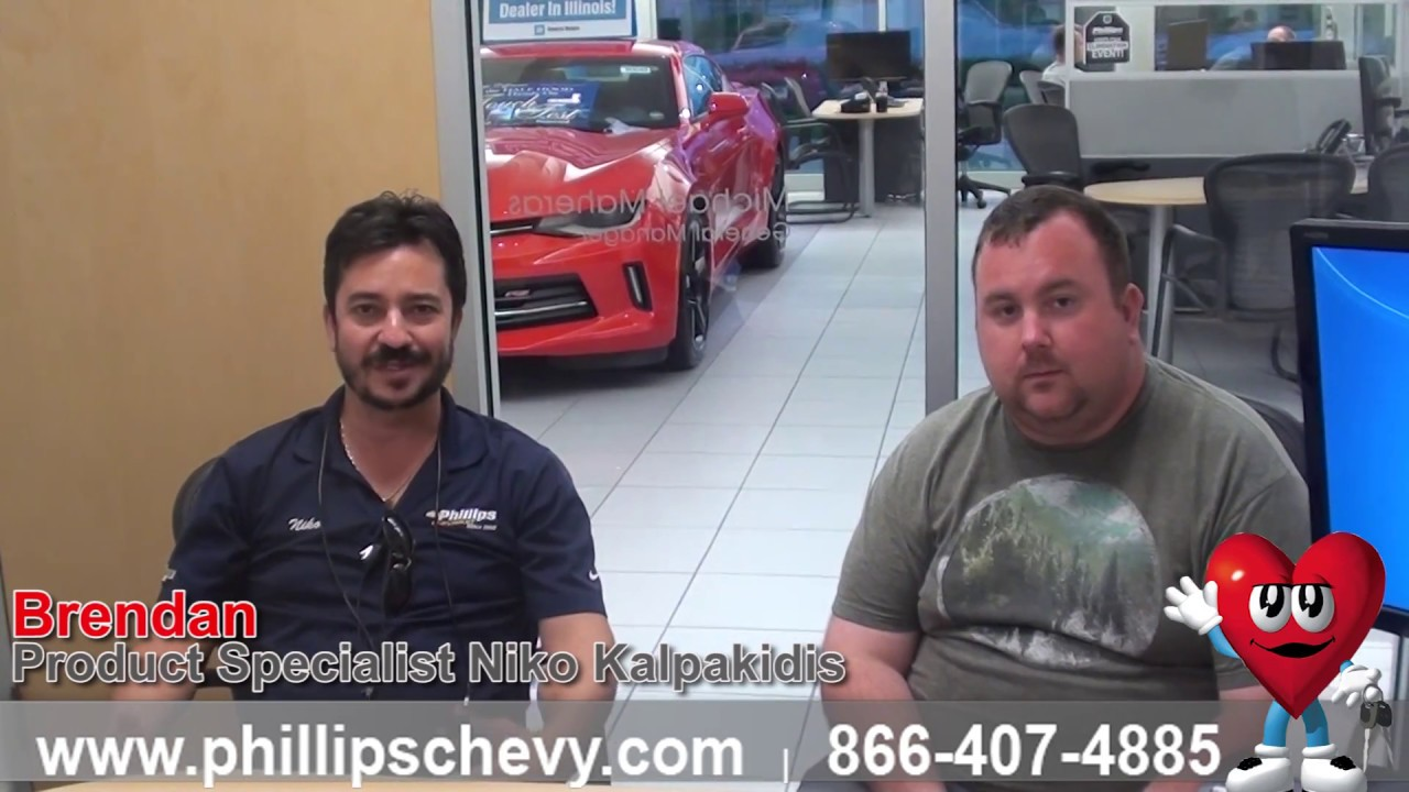 Chevy Equinox Customer Review At Phillips Chevrolet Chicago - Phillips chevy car show
