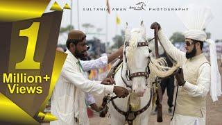 Sahibzada Sultan Muhammad Ali ♦ M.H Sultania Awan Horse Neza…