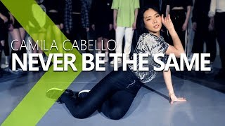 Camila Cabello - Never Be the Same / HAZEL Choreography .