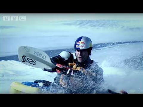 Tomcat Vs Jet-Powered Kayak  Race | Top Gear