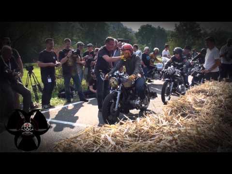 Glemseck 101 2014 - Races- 101 Cafe Racer Spirit 32 - 1/8 Mile Race