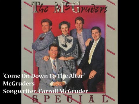 """Come On Down To The Altar"" – McGruders (1987)"
