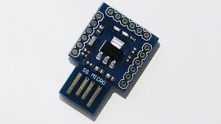 Обзор платы Arduino SS Micro