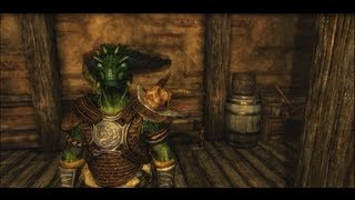 Repeat youtube video Skyrim Builds - The Argonian Slave