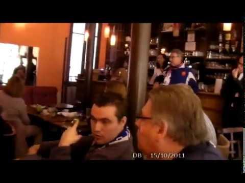 15 novembre 2011 - 1/2 Coupe du Monde