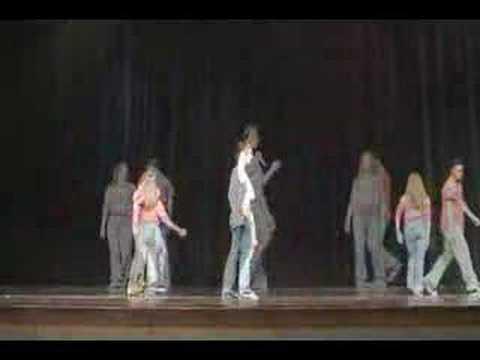 MAC Talent Show 2005 Natasha Hall