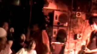 Razors Edge from Osaka Japan played a 10 year anniversary show at F...