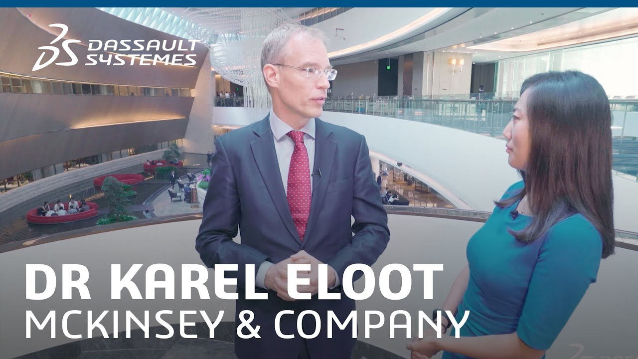 Karel Eloot from McKinsey & Company - Interview - Manufacturing in ...