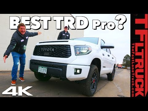Should You Buy/Lease/Rent or Forget the 2019 Toyota Tundra TRD Pro? Unfiltered  Buddy Review