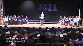 Wetherbee School 8th Grade Promotion