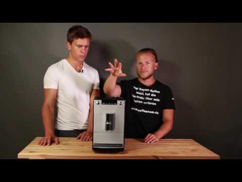 melitta caffeo solo videoreview en unboxing nl be doovi. Black Bedroom Furniture Sets. Home Design Ideas