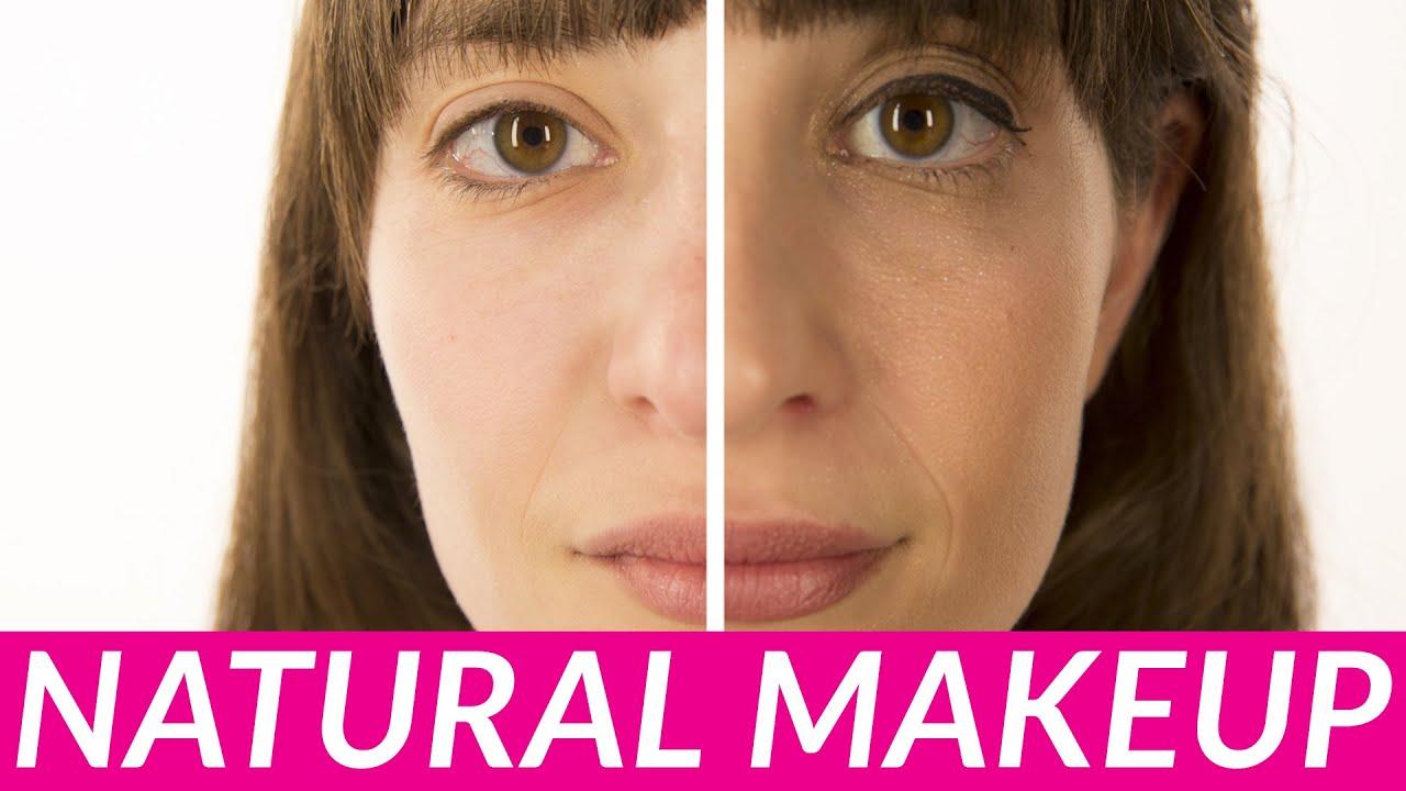 (A YouTube Natural Tutorial  buzzfeed Parody) makeup tutorial Makeup natural