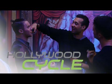Brandon and Chad Visit a Gay Club | Hollywood Cycle | E!