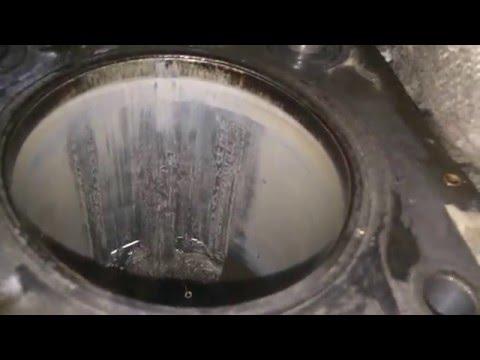 Задиры в цилиндре на кайенне 955 турбо 4.5