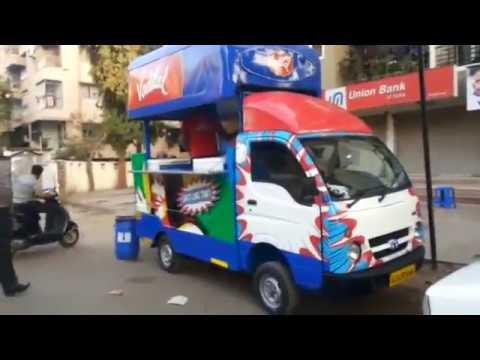 Food Van By Maniar Engineers Pvt Ltd, Ahmedabad