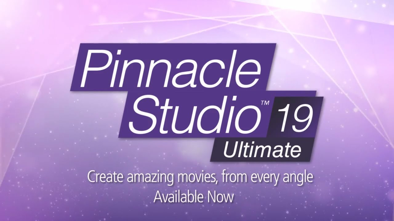 pinnacle studio 19 ultimate english youtube