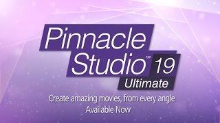 Pinnacle Studio 19 Ultimate (English)