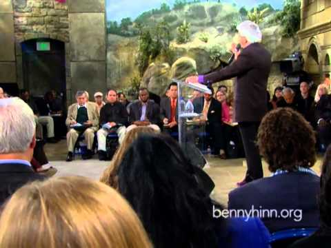 Benny Hinn - Taking Back Stolen Territory, Part 1