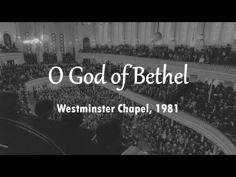 O God of Bethel