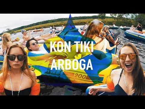 KON TIKI ARBOGA | SUMMER DAY IN SWEDEN
