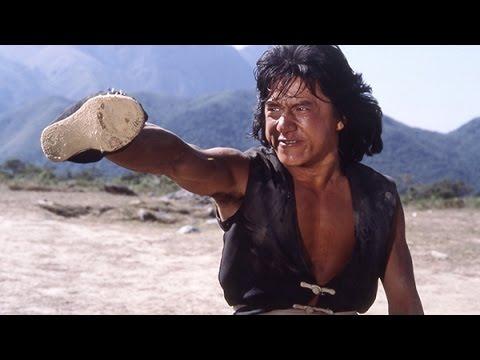 Jackie Chan Master Of Free Running, Stunts, Tricks, Comedy