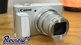 Canon PowerShot SX730 HS - Complete Review! (New for 2017)