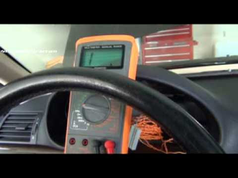BMW Instrument Cluster Removal Installation And Diagnosis Testing For Powers and Ground