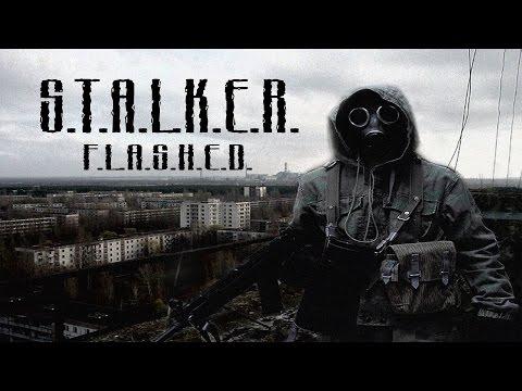 [Флеш игра] S.T.A.L.K.E.R. flashed - Страдания и боль!