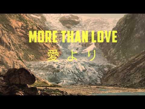 Garrett Kato - More than love