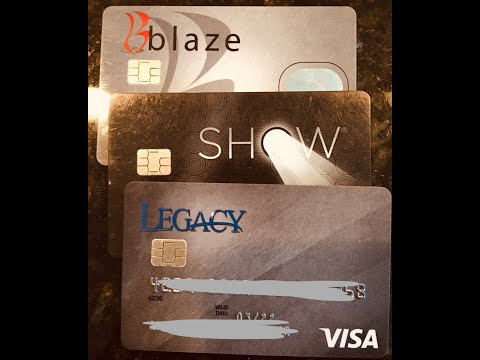 Easy Credit Card Approvals Review (Blaze, Legacy, First Savings, Show)