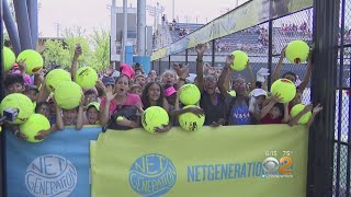 US Open: Arthur Ashe Kids Day