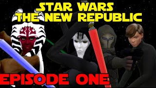 Star Wars: The New Republic (1.1) - Episode One: Star Wars Animated TV Series