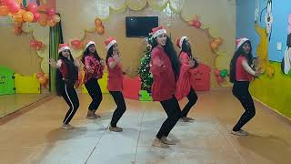 Jingle Bell Rock | Megan Nicole | Christmas | Dance | Choreography | Gursimran | FLY