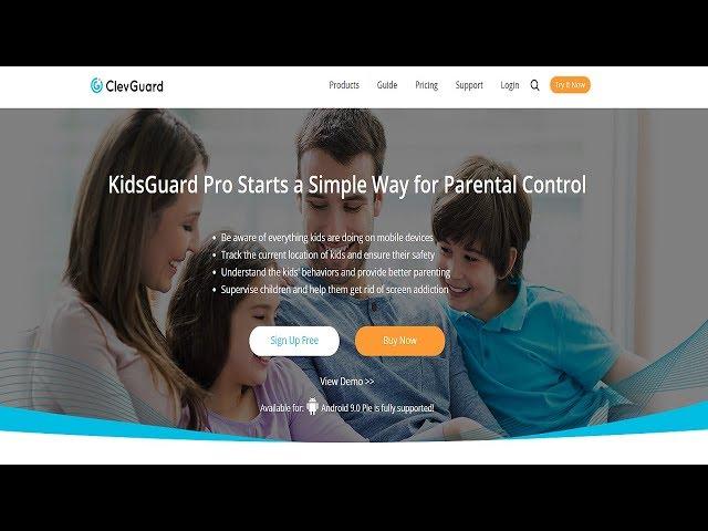 KidsGuard Pro! - Como saber as Atividades de suas Crianças Online!