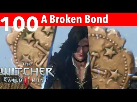 The Witcher 3 Wild Hunt Part 100-A Broken Bond