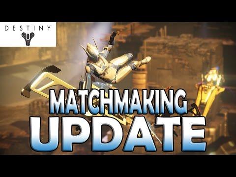 bungie matchmaking update