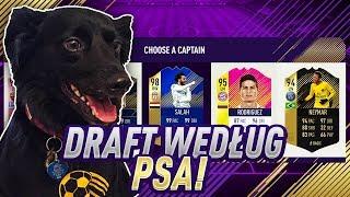 DRAFT według PSA V.2 | 94 WALKOUT W PACZCE! | FIFA 18