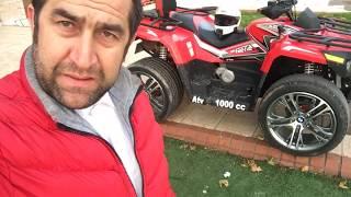 Kral Torro 1000 cc Atv Motosiklet ( Hisun Tactic 1000 )