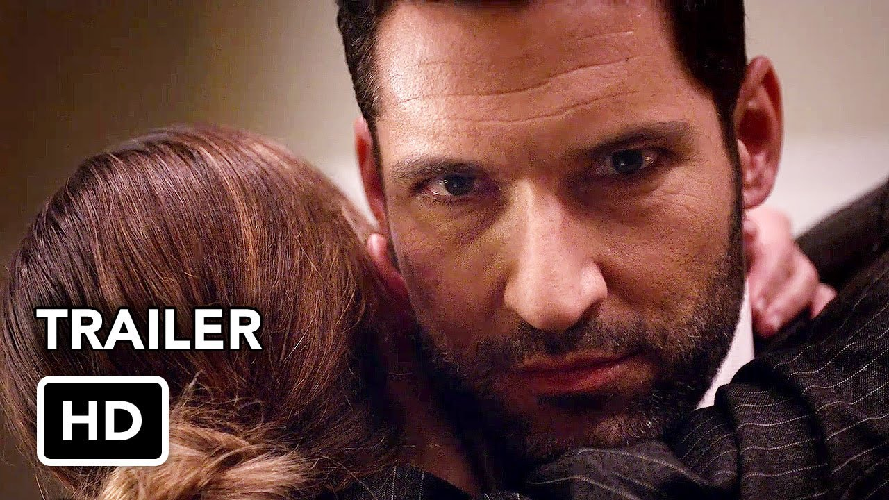 Lucifer Season 5 Trailer (HD) Netflix series