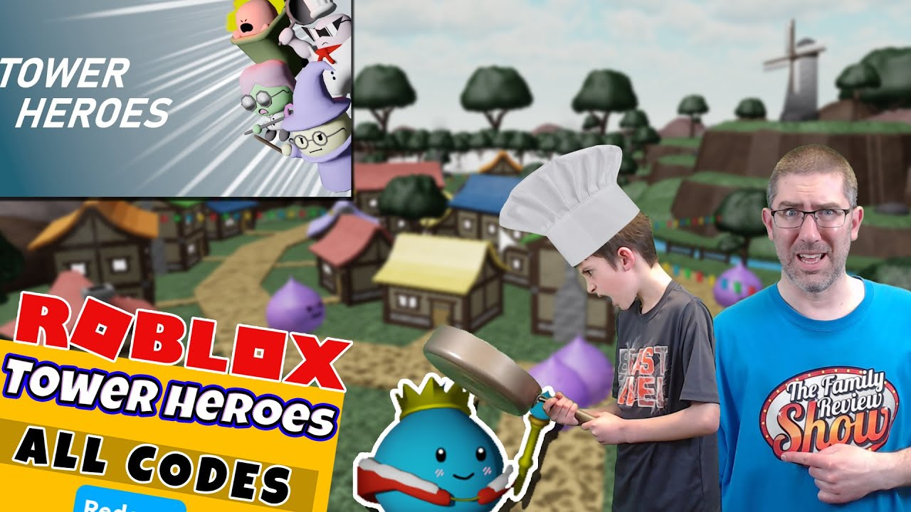 Tower Heroes Codes and Gameplay - (Roblox) All Codes For ...