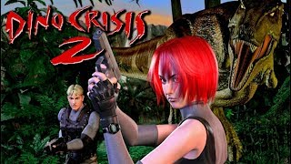 Dino Crisis 2 [PC] walkthrough part 1
