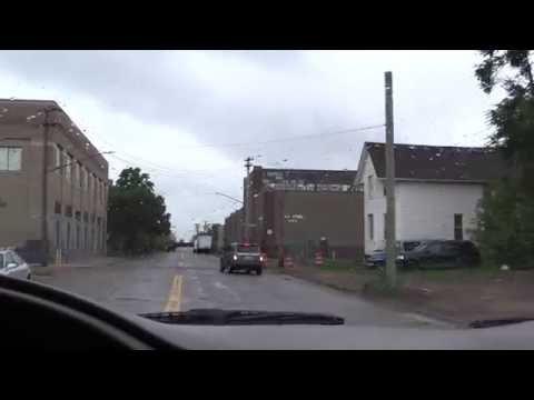 Southwest Detroit. Vernor Highway