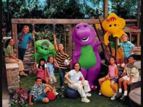 Cinematic Wisdom Part 3 Barney And Friends Youtube