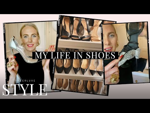 My Life In Shoes: Georgie's Heel Collection | Louboutin, Gianvito Rossi & More...
