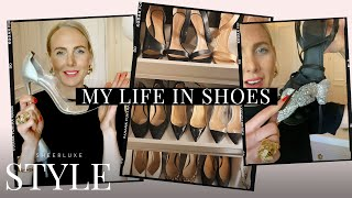 My Life In Shoes: Georgie's He…