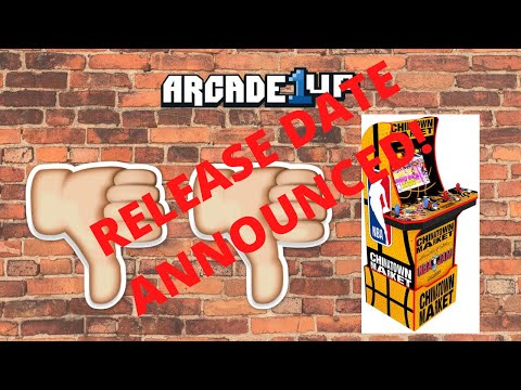 Arcade1up: NBA Jam Chinatown Market release date announced! from PsykoGamer